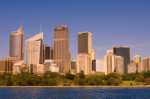 Sydney, New South Wales, Australia by Sergio Pitamitz