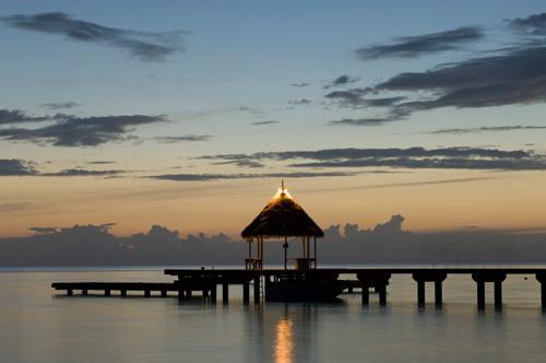 Kia Ora Resort, Rangiroa, Tuamotu Archipelago, French Polynesia by Sergio Pitamitz