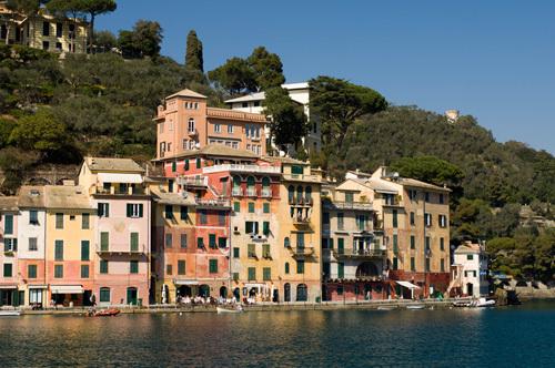 Portofino, Liguria, Italy by Sergio Pitamitz