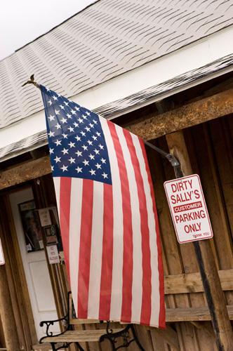 Dirty Sally's, Ten Sleep, Wyoming, USA by Sergio Pitamitz