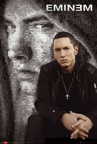 Eminem - Mosaic by Anonymous