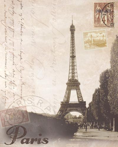 Paris Travelogue by Ben James