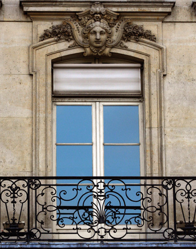 Rue De Paris IV by Tony Koukos