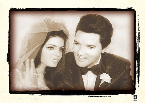 Elvis Presley Weds, 1967 by British Pathe