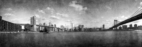 Bridge Horizon by Pete Kelly