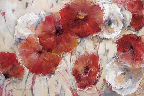 Sea of Poppies by Marilyn Bridges