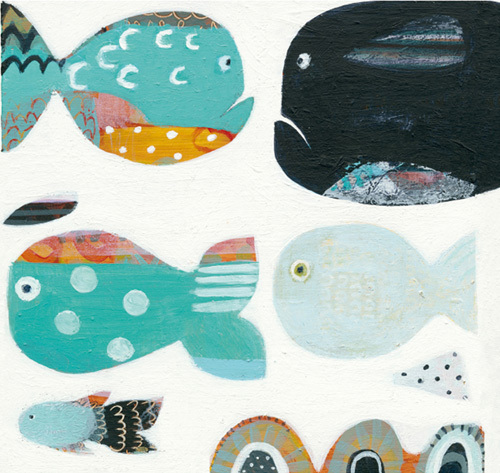 Funny Fish by Anne Davies