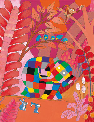 Elmer and Friends by David McKee