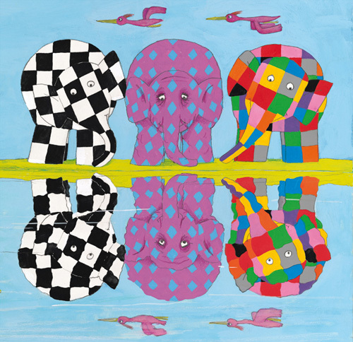 Elmer's Family Reflections by David McKee