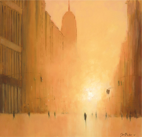 Morning Light - 5th Avenue by Jon Barker