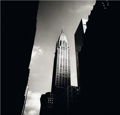 Chrysler Building (Lexington) - New York City 2007 by Josef Hoflehner