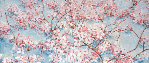 Full Blossom by Nicola Acaster