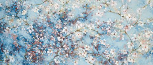 Oriental Blossom by Nicola Acaster