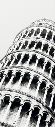 Leaning Tower of Pisa by Anonymous