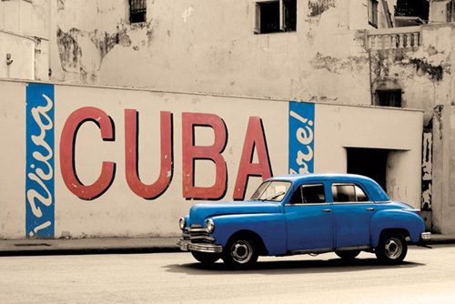 Viva Cuba by Anonymous
