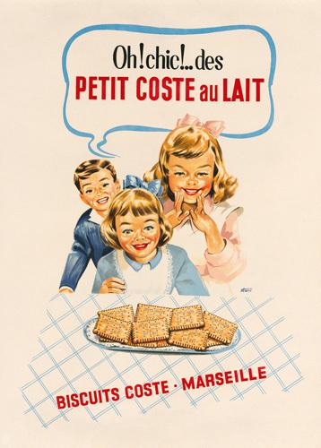Petit Coste au Lait by The Vintage Collection