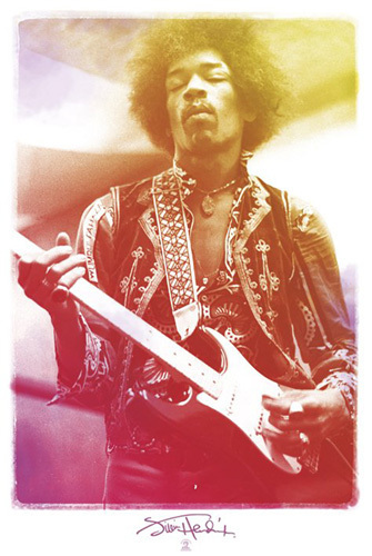 Jimi Hendrix - Legendary by Anonymous