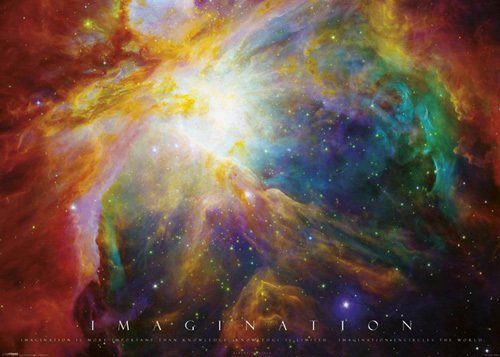 Imagination - Nebula by Anonymous