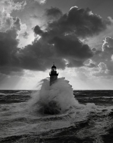 Phare d'Armen VI by Jean Guichard