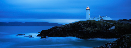 Fanad Head IV by Jean Guichard