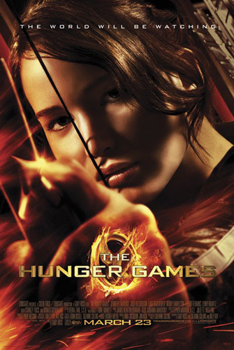 The Hunger Games - Aim by Anonymous