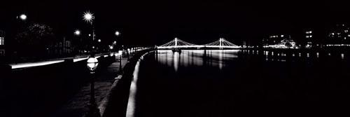 River Reflections by Joseph Eta