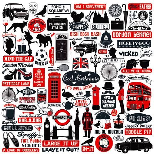 Cool Britannia by Jane Secker