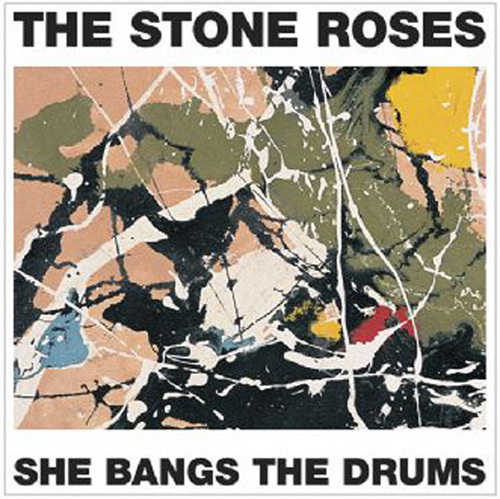 The Stone Roses - She Bangs the Drums by Anonymous