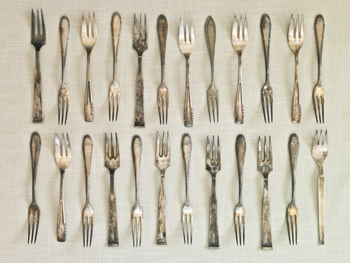 Cutlery 16 by Assaf Frank