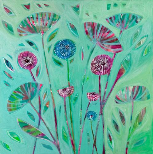 In The Breeze by Shyama Ruffell