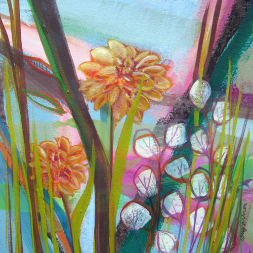Evening Light by Shyama Ruffell