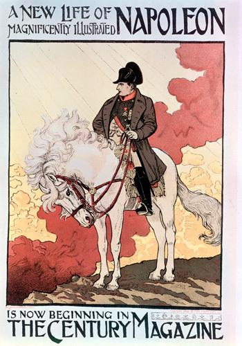 Century Magazine - Life of Napoleon, 1894 by Eugene Grasset
