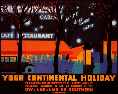Continental Holiday by Anonymous