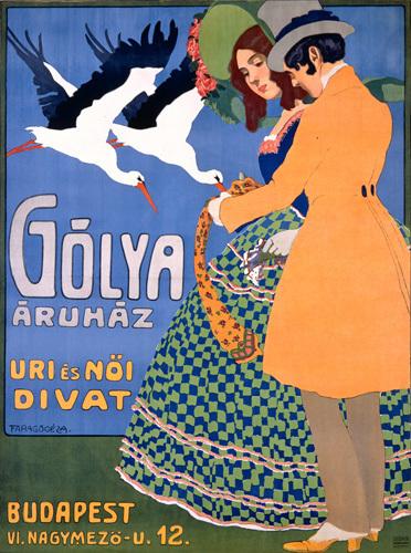Golya Fashion Show, Budapest by Geza Farago
