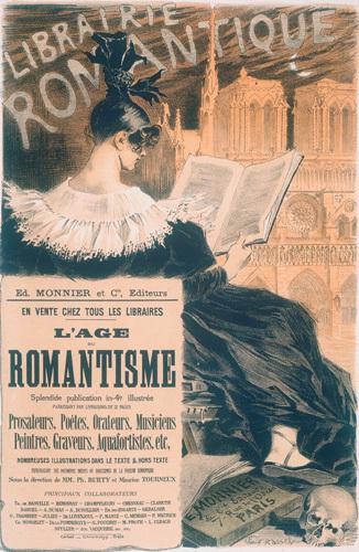 L'Age du Romantisme, 1885 by C E Trasset