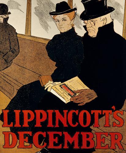 Lippincotts, September 1896 by Joseph J Gould