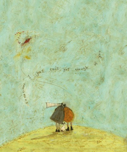 I Just Can't Get Enough Of You by Sam Toft