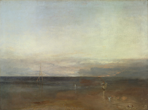 The Evening Star by Joseph Mallord William Turner