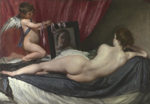 The Toilet of Venus ('The Rokeby Venus') by Diego Velázquez