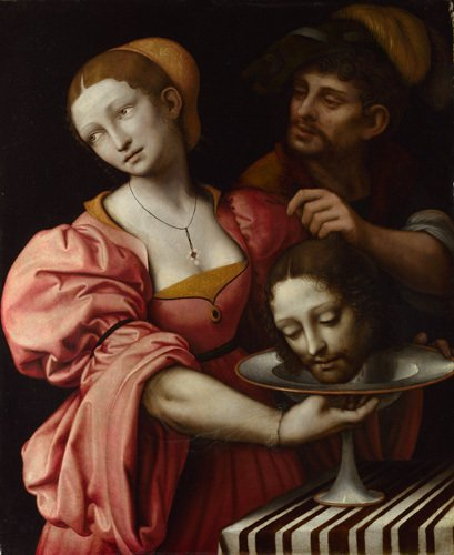 Salome by Giampietrino
