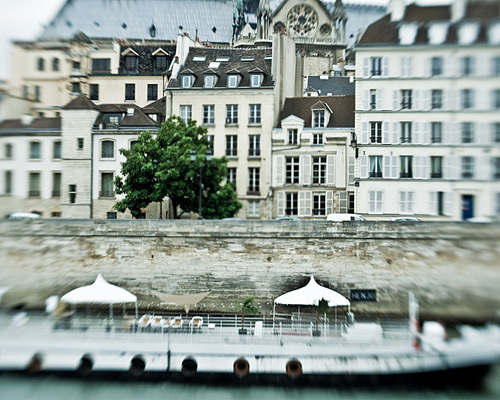 Afloat In Paris by Keri Bevan