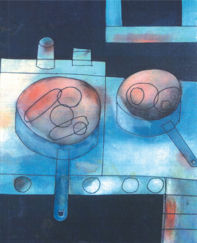 Pots and Pans by Rosie Scott