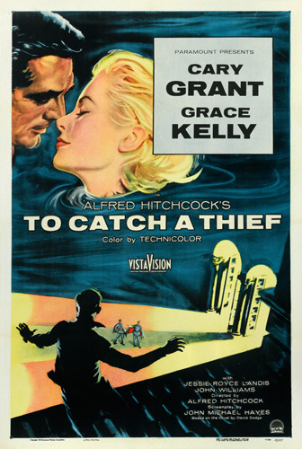 To Catch A Thief by Cinema Greats