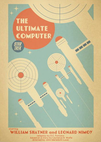 Star Trek - The Ultimate Computer by Anonymous