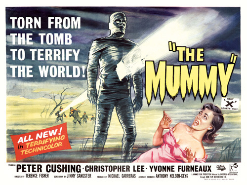The Mummy by Hammer