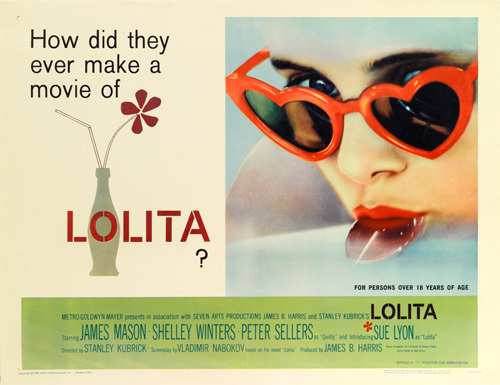 Lolita by Cinema Greats