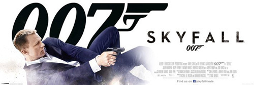 Bond in Dust - Skyfall by Anonymous