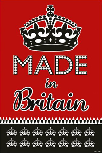 Made in Britain by Mary Fellows