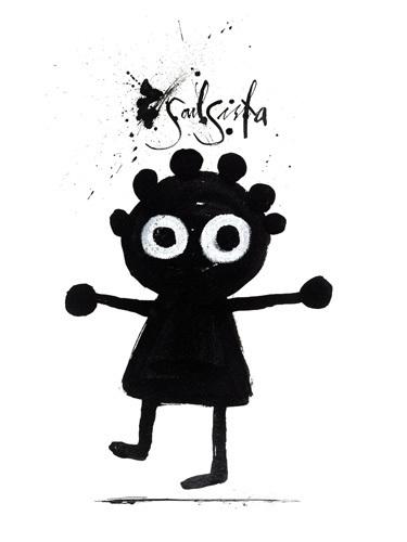 Soul Sista by Stephen Anthony Davids