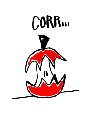 Corr by Stephen Anthony Davids